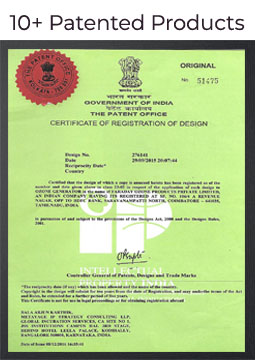 faraday-ozone-patented-certification