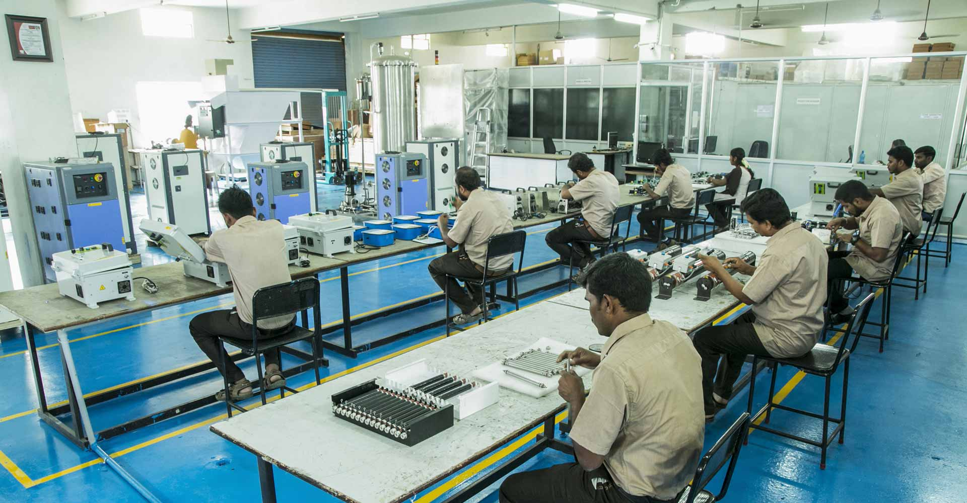 faraday-ozone-products-manufacturing-india
